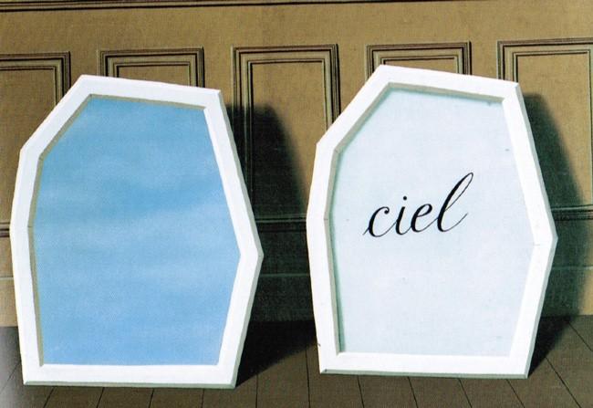Magritte's Facebook profile.