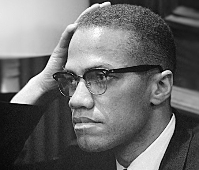 malcolm x banned books