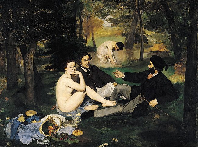 manet le dejeuner sur l'herbe sex on the beach florida