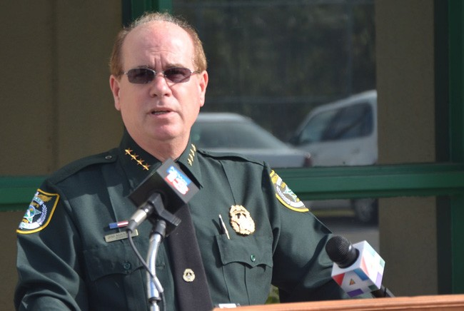 sheriff jim manfre reelection announcement