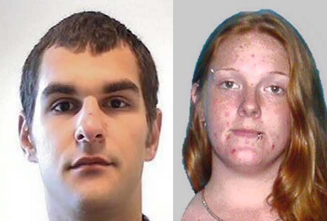The St. Johns County Sheriff's Office is seeking Andrew Phillip Cherry, 22, and Lee Ann Renee Mosher, 24.