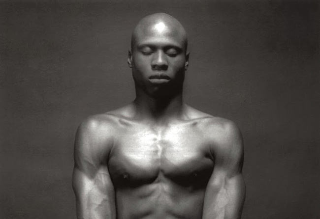 Ken Moody (detail), by Robert Mapplethorpe (1983)