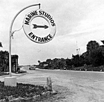 marine studios entrance