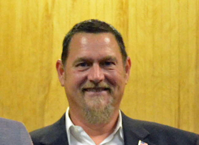 commission candidate mark richter