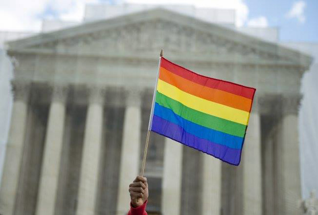 Can't be much longer. (Equality Florida)