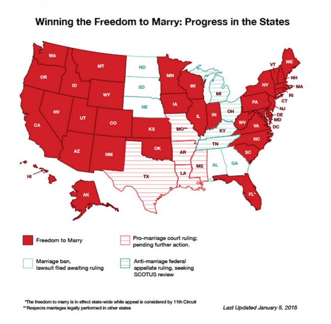 Click on the image for larger view. (Freedom To Marry)