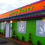 Mary Jane's pot shop in Eugene, Ore. (Rick Obst)