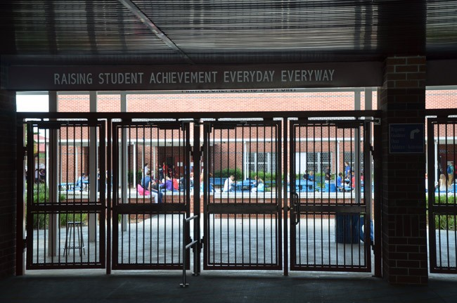 matanzas high school fight
