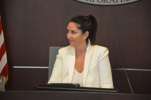 Mayor Milissa Holland