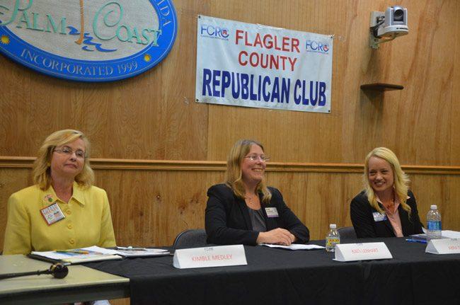 elections supervisor candidates medley seay lenhart