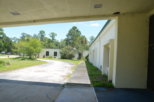 Flagler County's  $1.23 million acquisition of the old Memorial Hospital building last year is at the center of a lawsuit by a new group against the county. (© FlaglerLive)