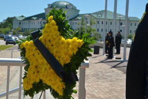 memorial star fallen officers