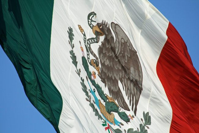 mexico flag day