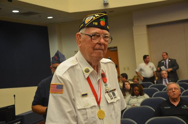 michael goodyear legion d'honneur