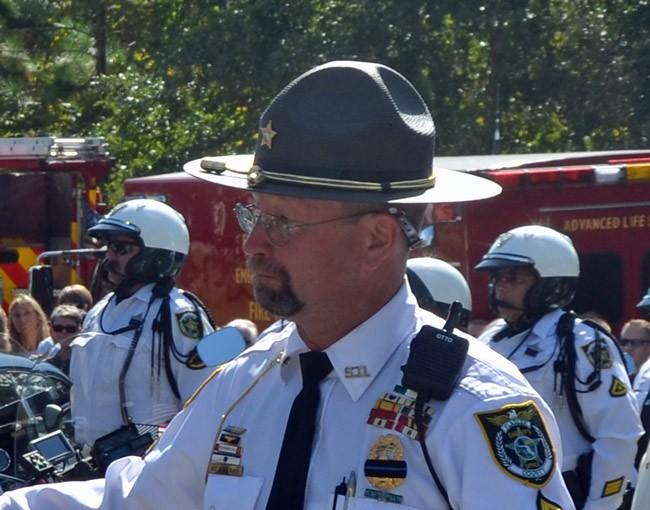 michael van buren retirement flagler county sheriff's office