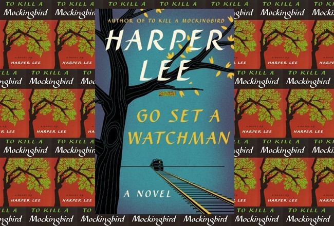 go set a watchman live blogging project