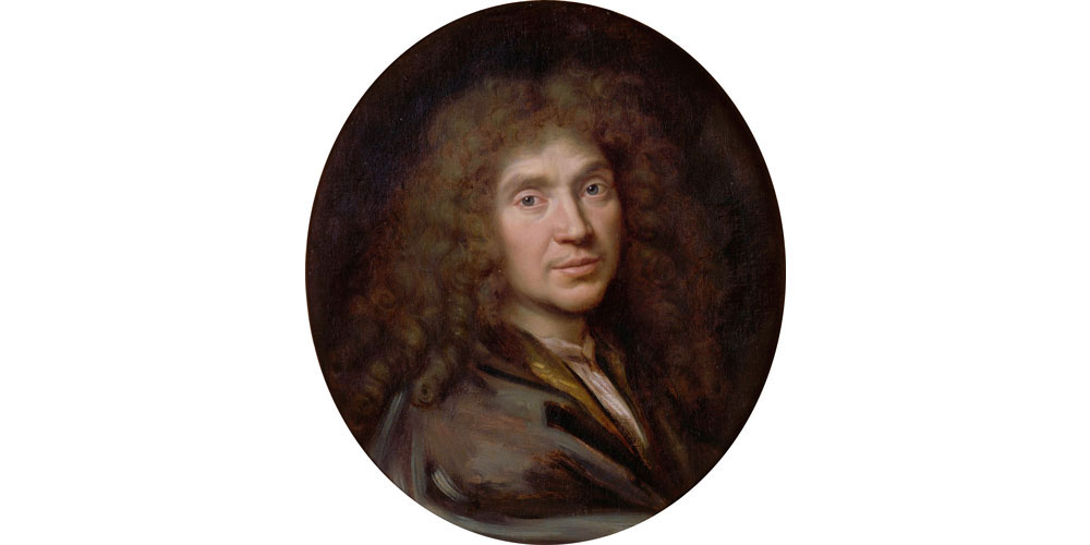 """We die only once, and for such a long time,"" the great Moliere said, though on this day 398 years ago, he was baptized and wouldn't die for another 51 years."