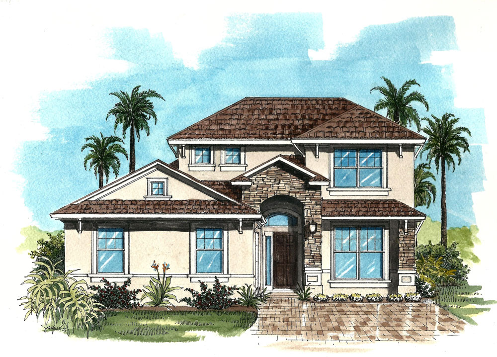 The Monaco II model, located at 83 Del Palma Drive, is set to be completed early next year and will offer potential buyers a chance to experience one of the many custom homes Paytas Homes will offer within the development.