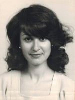 Monique, 1973. Click image for larger view. (© Fouad Haddad)