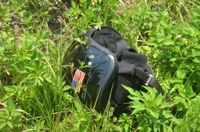 motorcycle helmet fatality