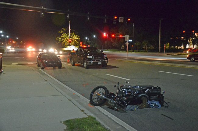 david shute motorcycle crash