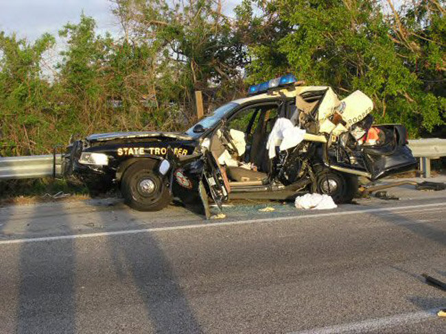 Florida Highway Patrol Traffic >> Florida Highway Patrol's Move-Over Enforcement Nets 1,200 ...