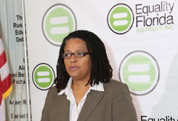 Nadine Smith (Equality Florida)