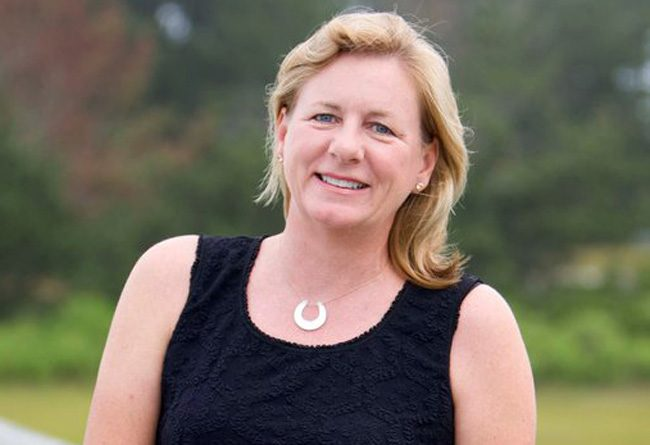 Nancy Soderberg has taught at the University of North Florida for a dozen years. (Facebook)
