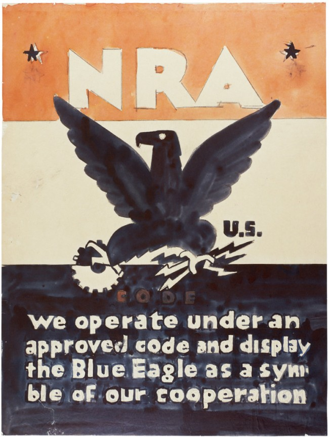 national recovery act nra