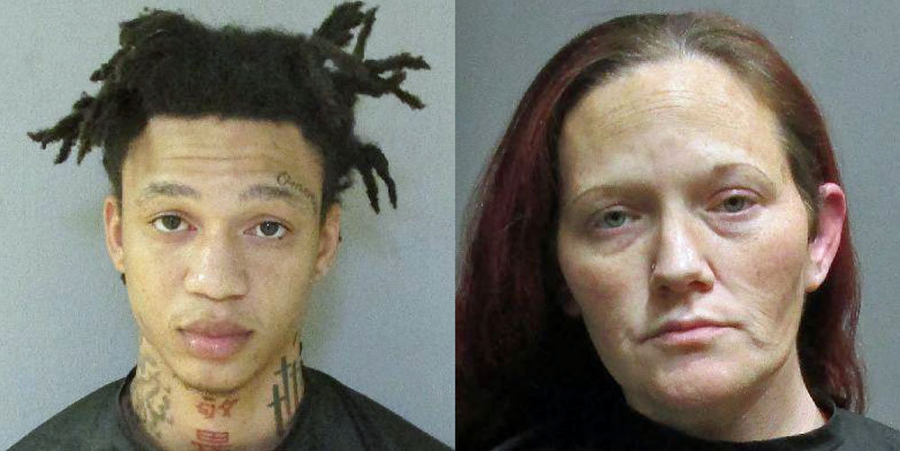 Allyson Dawn Bennett, 39, and Javian Neesmith, 21, both of Palm Coast.