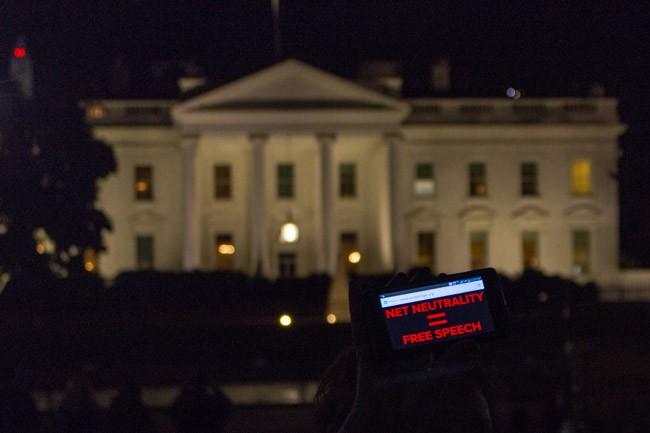 Hope on the net neutrality front. (Joseph Gruber)