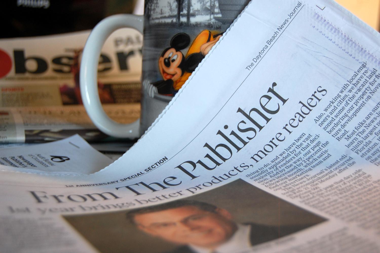 Circulation Still Declining at The News-Journal, Rising at