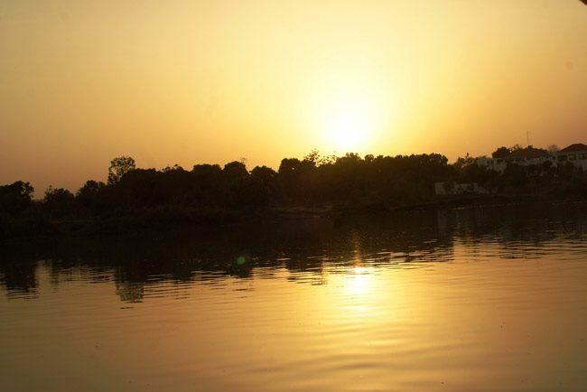 Twilight in Niger. (Michael Panse)