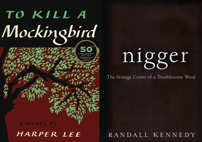 nigger randall kennedy kill a mockingbird harper lee dust jackets history