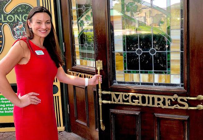 Democrat Nikki Fried is running for Commissioner of Agriculture in Florida. (Facebook)