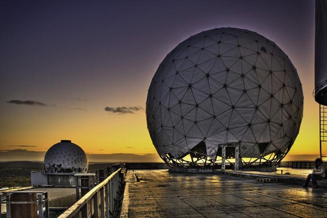 The NSA's listening posts mushroom across the globe. (SnaPsi)