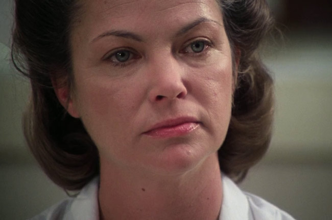 Nurse Ratched is the model for the perfect FCAT scorer.