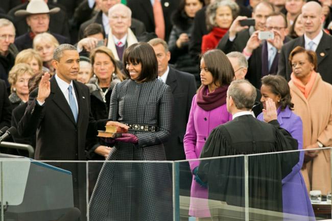 Self-evident. (White House)