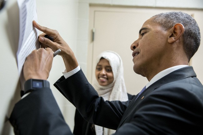 obama mosque religious tolerance pierre trista,m
