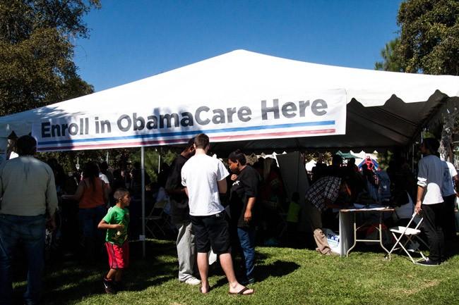 obamacare failing