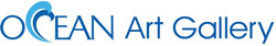 ocean art gallery logo