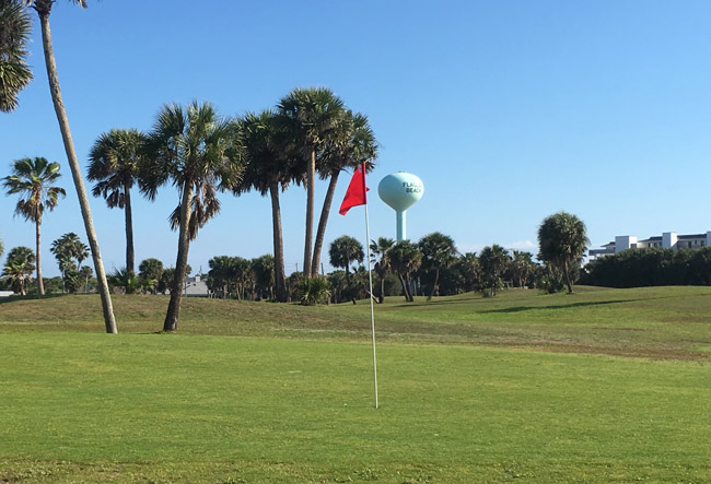 Ocean Palm Golf Club in Flagler Beach is healthy and humming again. (© FlaglerLive)