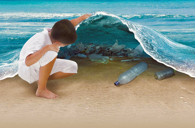 ocean pollution in the third world