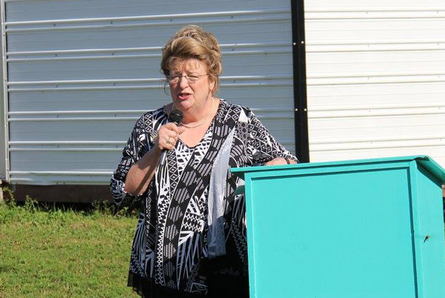 Gov. Ron DeSantis suspended Okaloosa County School Superintendent on Jan. 11. (Okaloosa County Schools)
