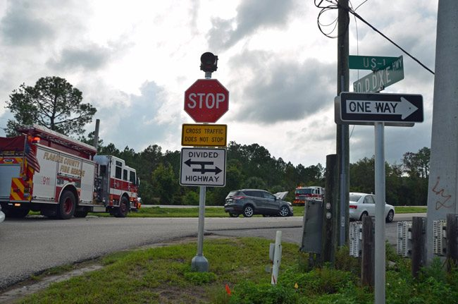 old dixie highway roundabout