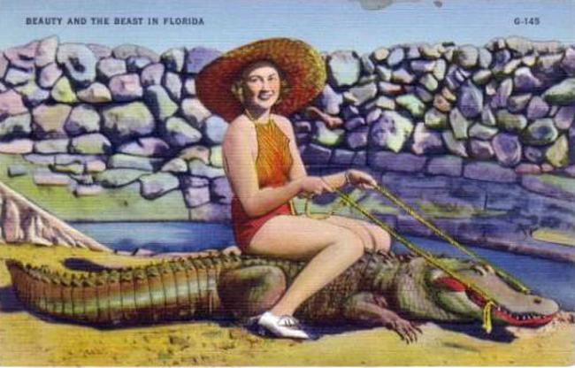 Priceless old Florida.