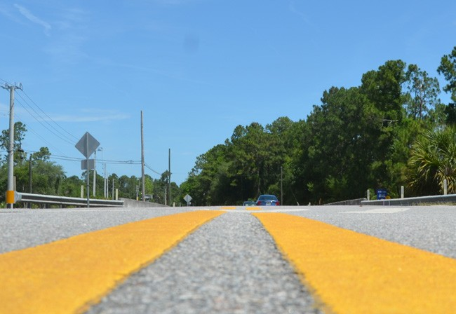 old kings road resurfacing palm coast