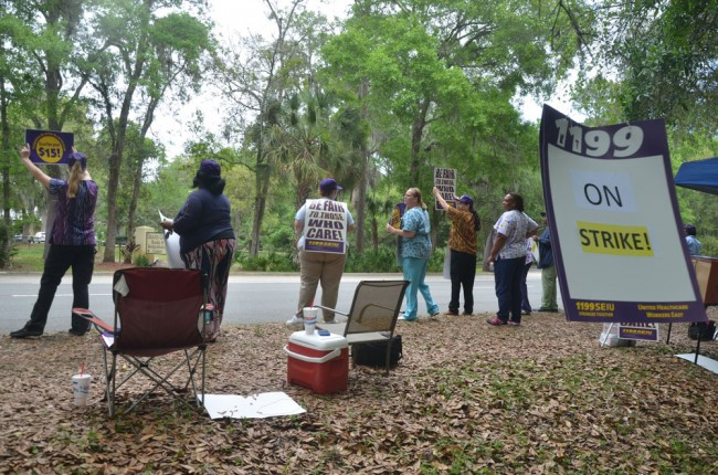 rehab consulate care palm coast strike
