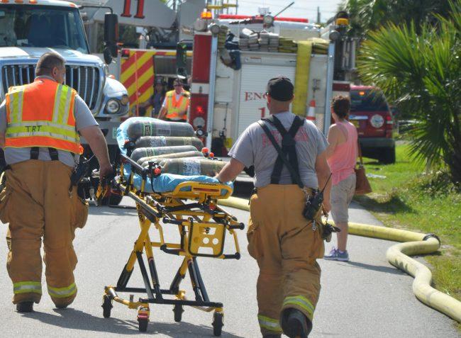 oxygen fire rescue