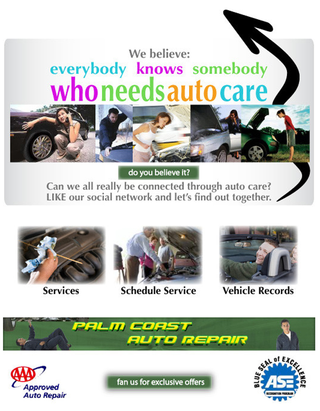 palm coast auto repair car repairs flagler county hargrove lane service vehicle records foreign and domestic